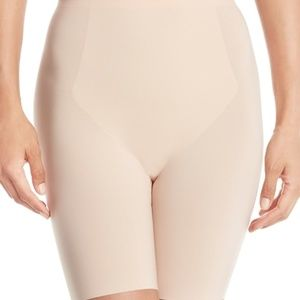 Spanx 10004R Thinstincts Girl Shorts Med NUDE SZ.L
